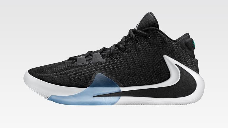Giannis Antetokounmpo: Nike unveils NBA