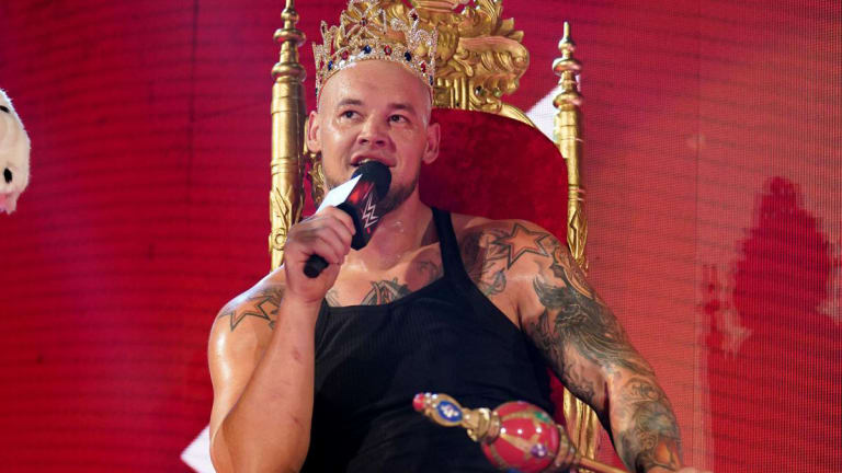 Enthusiatic Villain Baron Corbin Eager to Be Crowned 'King of the Ring'