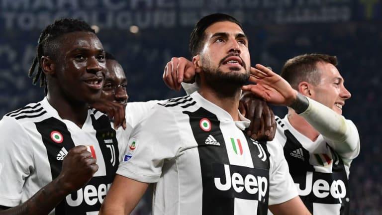 Images of New Juventus Home Kit for 2019/2020 Season Leaked on Social Media