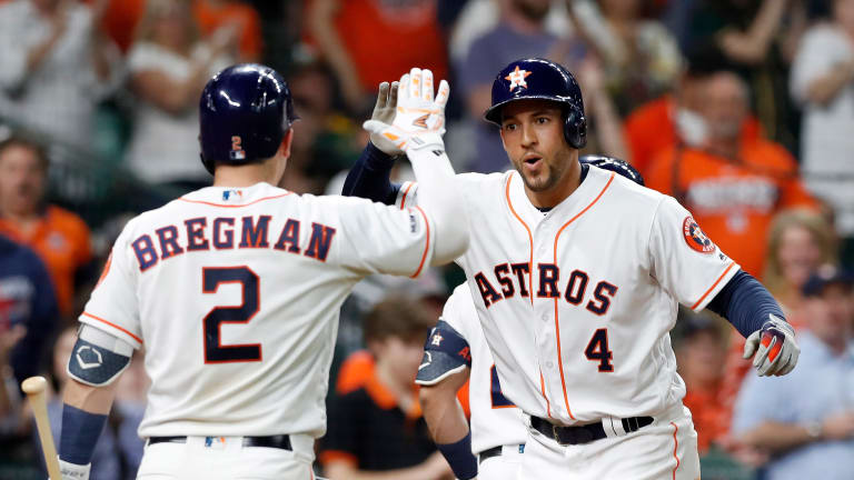 The Astros Are Returning to Scary-Good Form