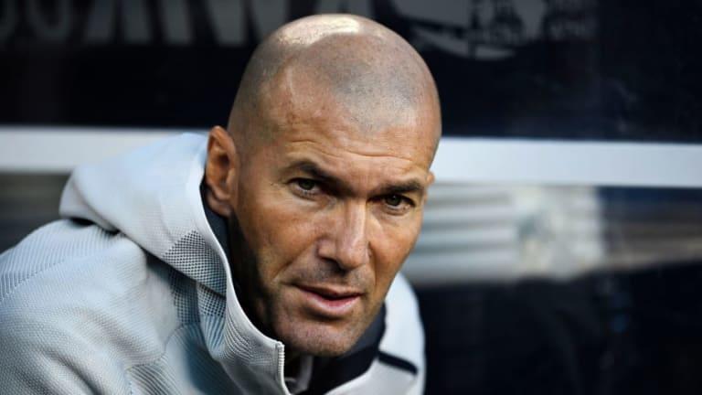 Zinedine Zidane Admits Real Madrid 'Lacked Everything' in Shambolic 7-3 Atletico Madrid Defeat