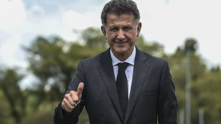 Juan Carlos Osorio fuera de las canchas por dos meses