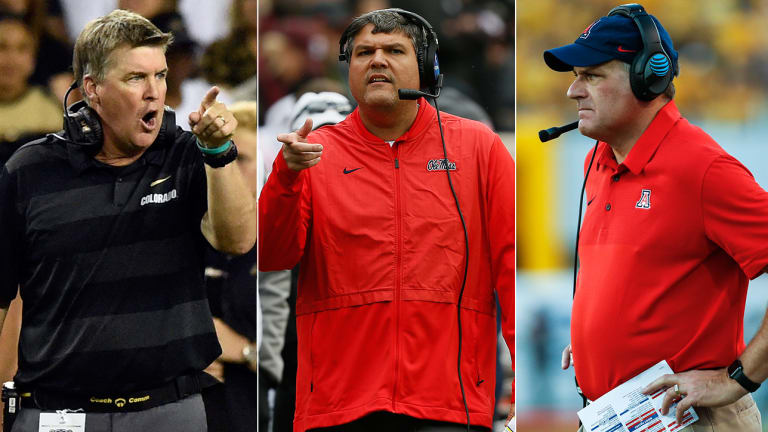 Matt Luke Welcomes Big Names, Big Questions as He Makes the Ole Miss Coaching Staff His Own