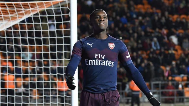 Arsenal Legend Freddie Ljungberg Urges Unai Emery to Start Eddie Nketiah Against BATE Borisov
