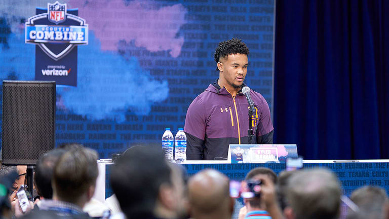 Welcome to NFL Draft Week: Diving Deep into Kyler Murray, Nick Bosa, D.K. Metcalf