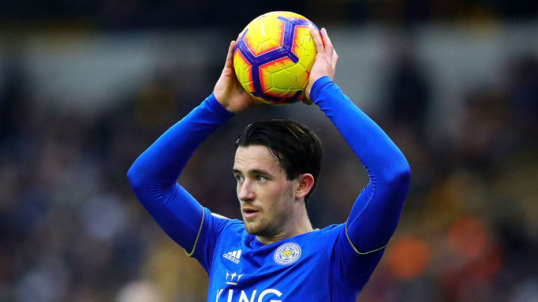 Manchester City Register an Interest in Signing Leicester City Left-Back Ben Chilwell