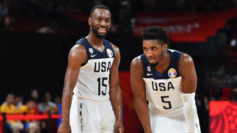 How Will USA Basketball Respond to Its FIBA World Cup Loss?   Crossover Podcast