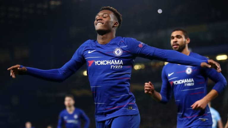 Callum Hudson-Odoi Opens Up About Life at Chelsea After Failed Bayern Transfer