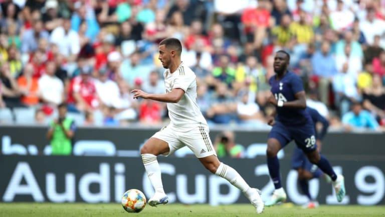 El 1x1 de los fichajes del Real Madrid en la derrota ante el Tottenham
