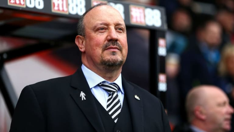 Newcastle Ready to Offer Rafa Benitez Contract Extension as Rumours Swirl Over Long-Term Future