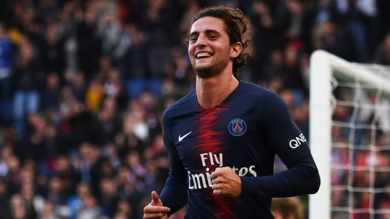 Arsenal Handed Major Boost in Efforts to Bring Adrian Rabiot to the Emirates