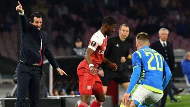 Unai Emery Says Arsenal Youngster Ainsley Maitland-Niles Must Keep Improving