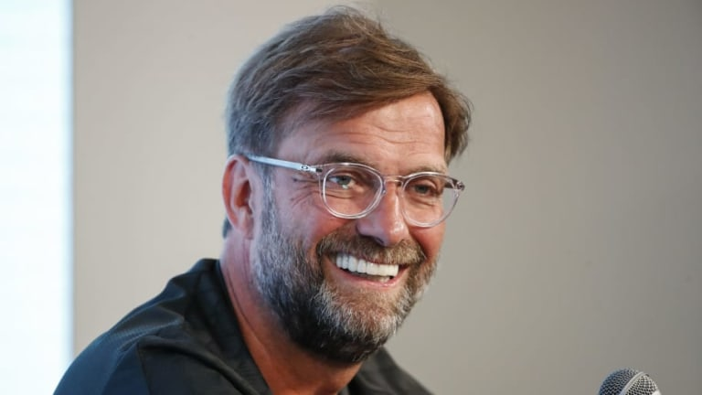 Jurgen Klopp Tells Liverpool Players to Forget Last Season & Write Historic New Chapter