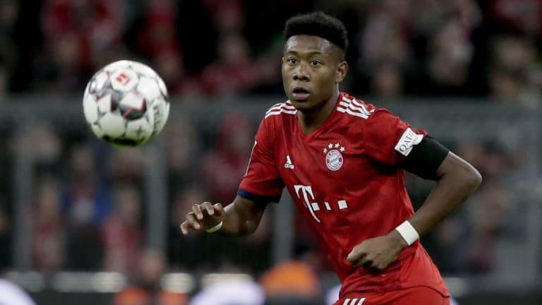 David Alaba Hails Mohamed Salah as 'One of the Best Players in the World' Ahead of UCL Clash