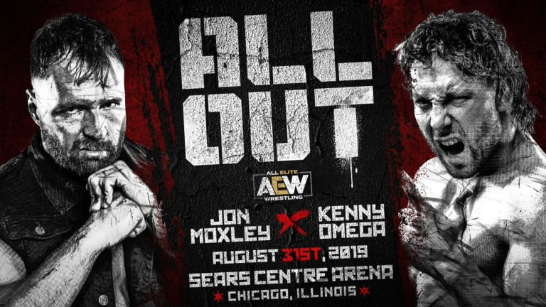 Tickets for AEW's 'All Out' Sell Out in 15 Minutes