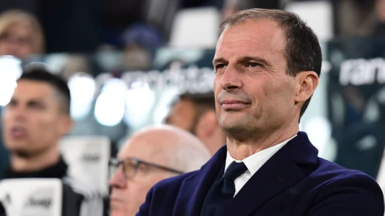 Massimiliano Allegri Expresses Confidence Ahead of Atletico After 4-1 Win in Serie A
