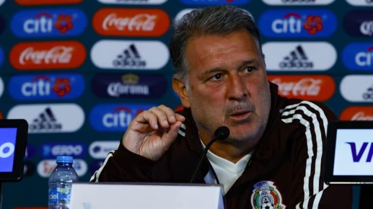 """Tata Martino: """"México tiene posibilidad de competir con grandes potencias"""""""