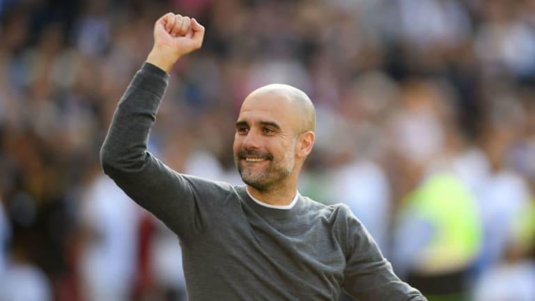 Pep Guardiola Wins Premier League Manager of the Season Award for 2018/19