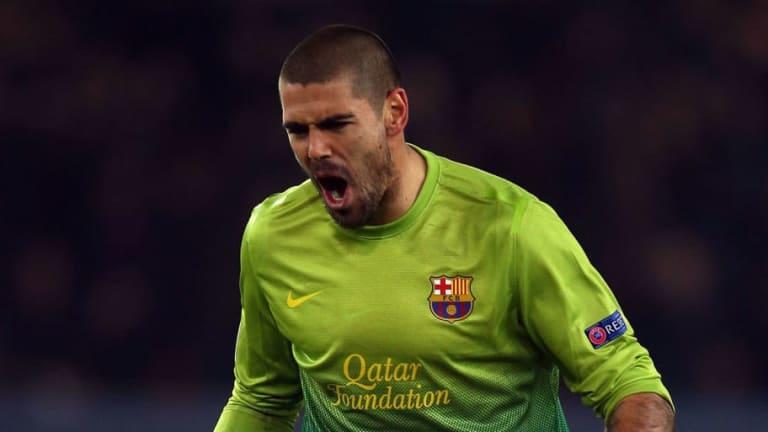 Víctor Valdés podría volver al Barça este verano