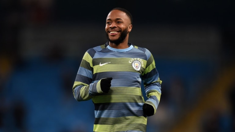 Raheem Sterling Writes Brilliant Letter to Young Manchester City Fan Who Suffered Racial Abuse