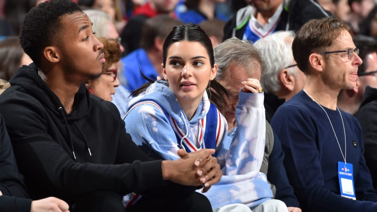 Kendall Jenner Is Not Here for Your Memes About Her NBA Exes
