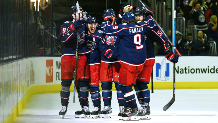 Playoff Roundup: Blue Jackets Push Lightning to the Brink, Mark Stone Gets Hat Trick for Knights