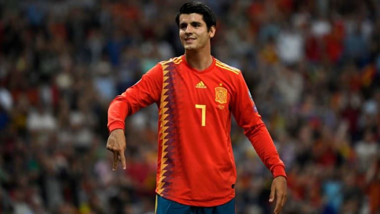 Alvaro Morata Assured of Atletico Future as Chelsea Look to Force Through Immediate Deal