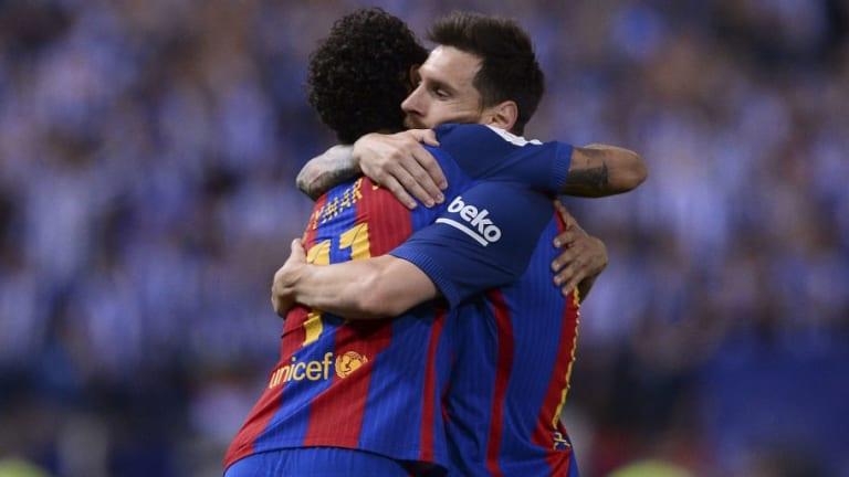 Neymar se emociona al recordar lo importante que fue Messi en su llegada al Barcelona