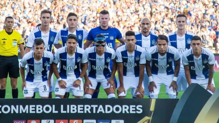 El gran gesto de Talleres en el vestuario tras la eliminación de la Copa Libertadores