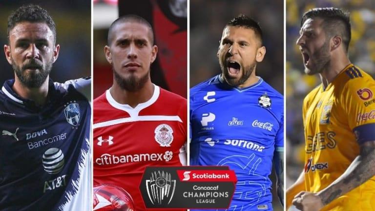 Concachampions | Partidos, horarios, cobertura de TV y posibles alineaciones de equipos mexicanos