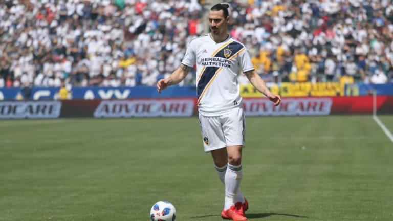 Zlatan Ibrahimovic quiere quebrar todos los récords que pueda en la MLS