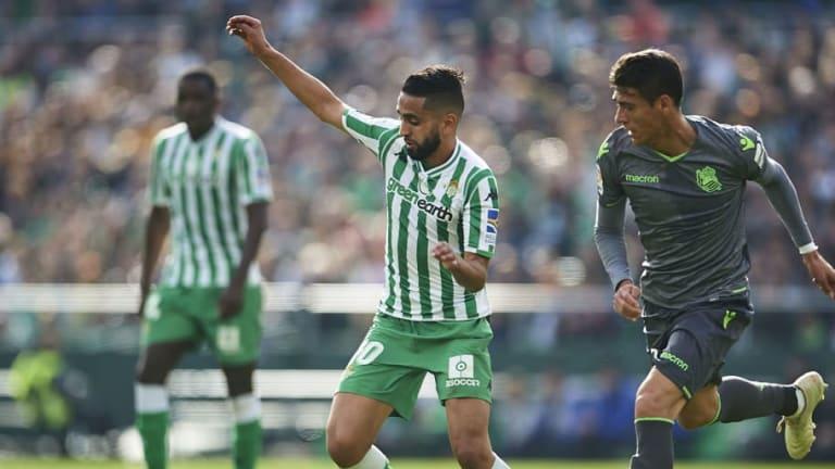 Betis-Real Sociedad | Alineaciones confirmadas