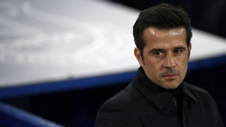 Marco Silva Says He Has 'Support' From Everton Hierarchy Following Talks With Farhad Moshiri