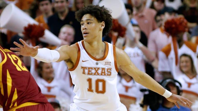 Texas Forward Jaxson Hayes Declares for 2019 NBA Draft