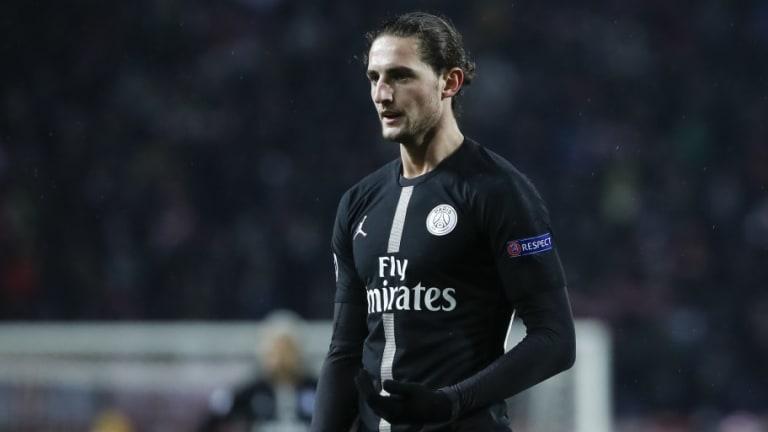 El Barça teme quedarse sin Rabiot para la próxima temporada