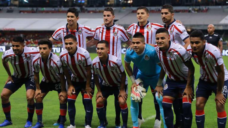 ¿Y el ímpetu?   El 1x1 de Chivas en su eliminación de Copa ante América