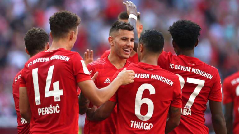 Bayern Leipzig Tickets