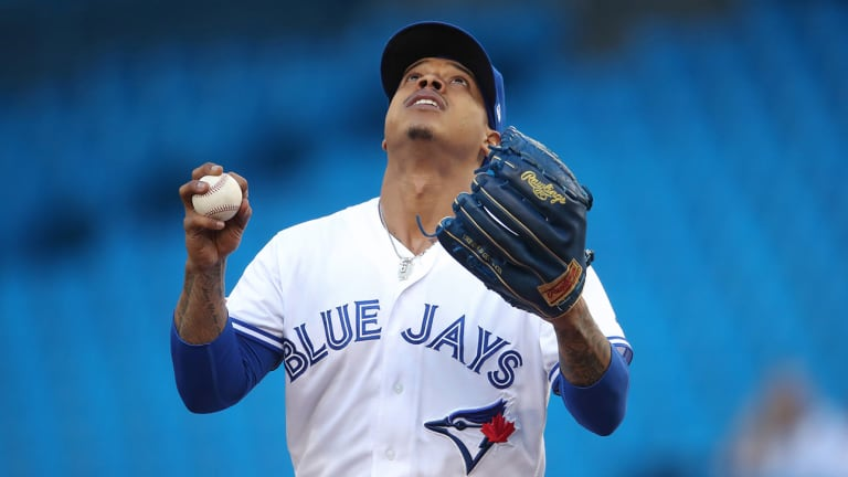 Marcus Stroman Has 'Come to Terms' With Blue Jays Inevitably Trading Him