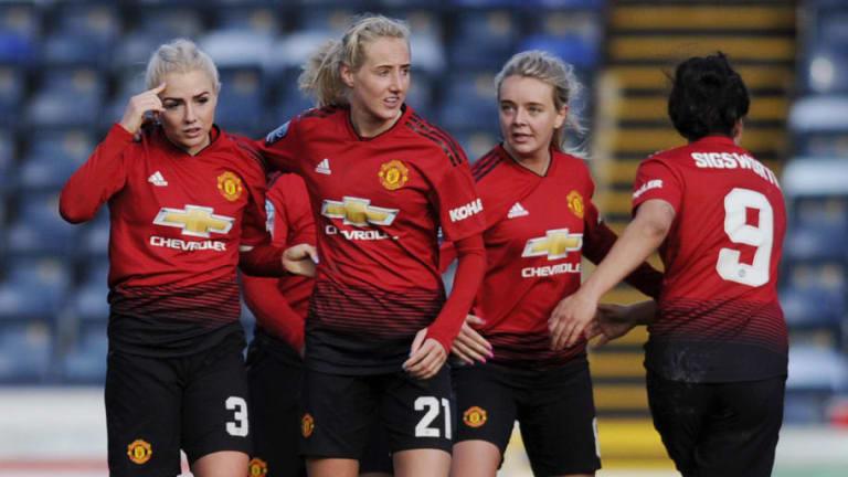 Women's Championship Roundup: Man Utd & Tottenham Swap Places in Title Race Twist