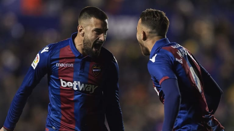 Levante 2-1 Barcelona: Report, Ratings & Reaction as Granotas Stun Blaugrana in Copa del Rey