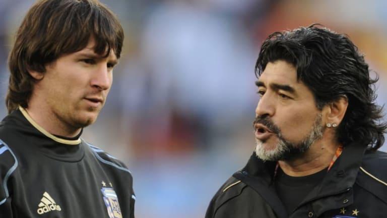 ¿FALTA DE COMPROMISO? | Messi ama tanto a la Argentina como Maradona