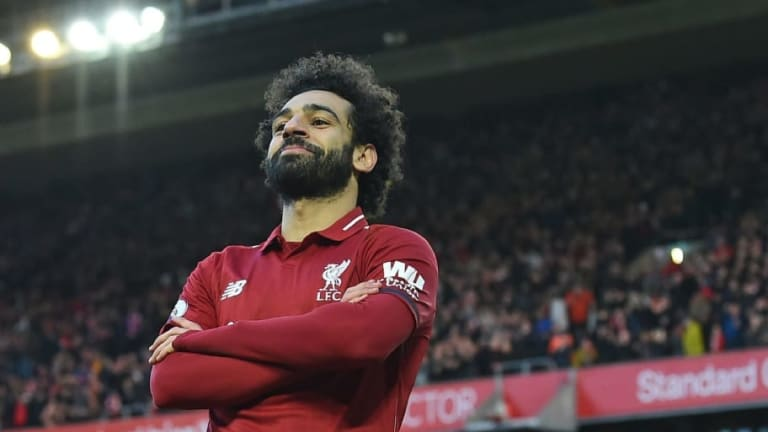 Mohamed Salah Left Out of Egypt Squad for March Fixtures as Liverpool Continue Fight for Title