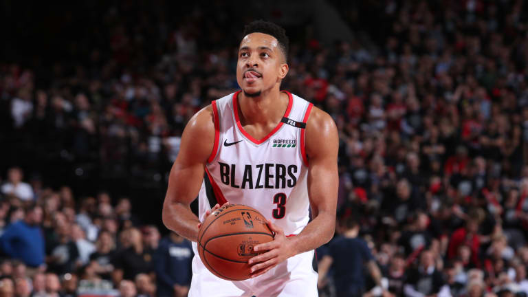 Grades: Trail Blazers Bet on Backcourt, Lock Up CJ McCollum With $100 Million Extension