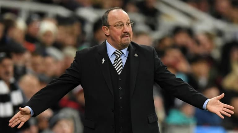 Mike Ashley Keen to Prioritise New Rafa Benitez Contract After Funding Newcastle's Record Signing