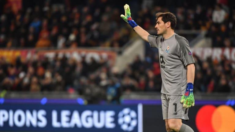 Iker Casillas eligió a sus equipos favoritos en el mundo