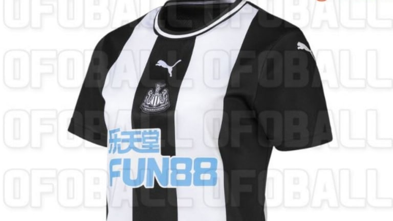 Newcastle United's Kit for 2019/20 Season Leaks Online But Magpies Fans Aren't Happy