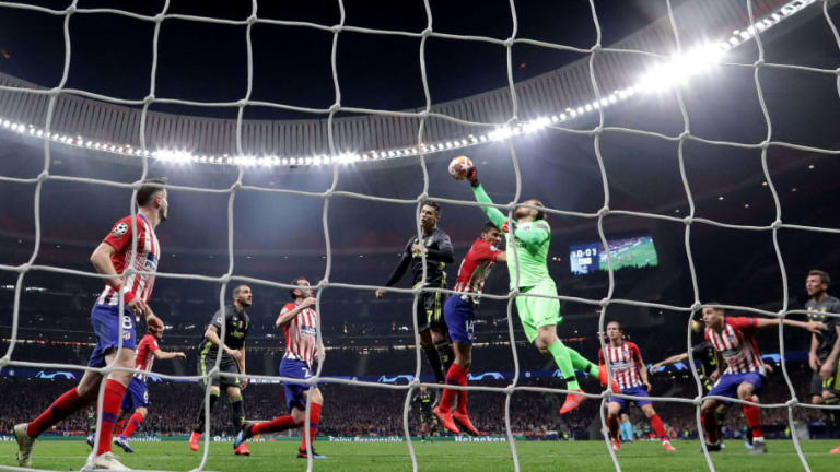 Juventus-Atlético de Madrid   Alineaciones confirmadas
