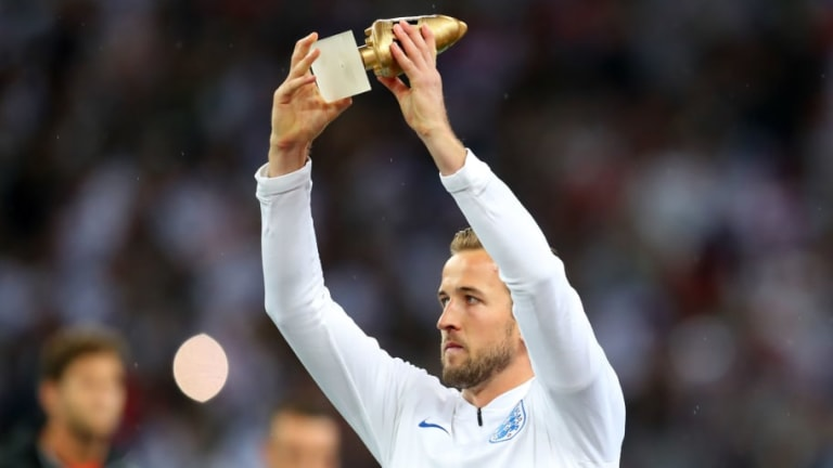 Incredible Stat Shows How Harry Kane Is the Symbol of Resurgence for English Football