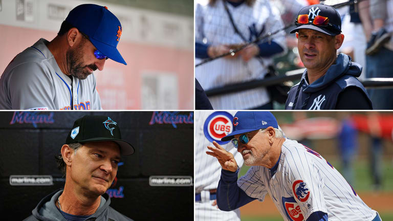 Hot Seat Rankings: Where Every MLB Manager Stands as 2019 Gets Underway
