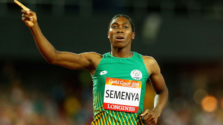 IAAF Denies Report They Will Argue Caster Semenya Should Be Classified As 'Biological Male'